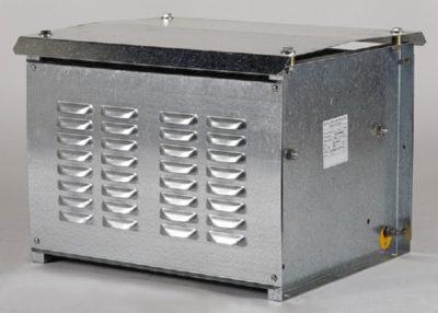 Banc de charge 15 kW sous 400 V Convection Naturelle