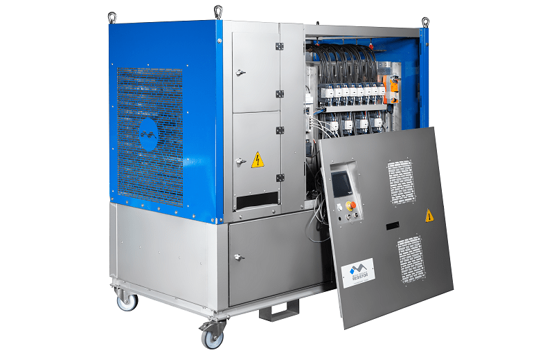 Load bank Forced cooling from 5kW to 100kW