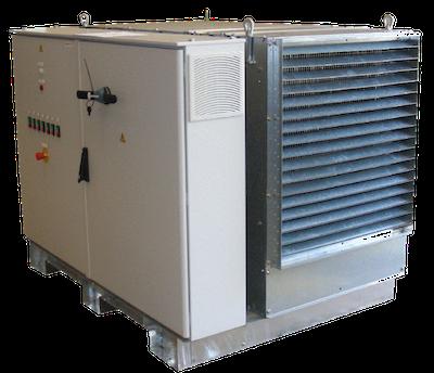 Banc de charge-conteneur-container-contenair-contaner-loadbank- moyenne et haute tension – ventilation forcée horizontale-ventilation forcée verticale-forte puissance-high power- resistance-resistor-MDR
