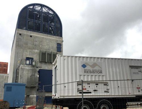 Projet DUS EDF – Banc de charge – Nucléaire