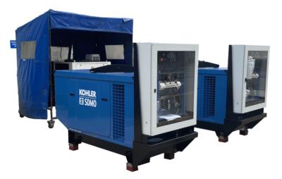 SDMO generator set