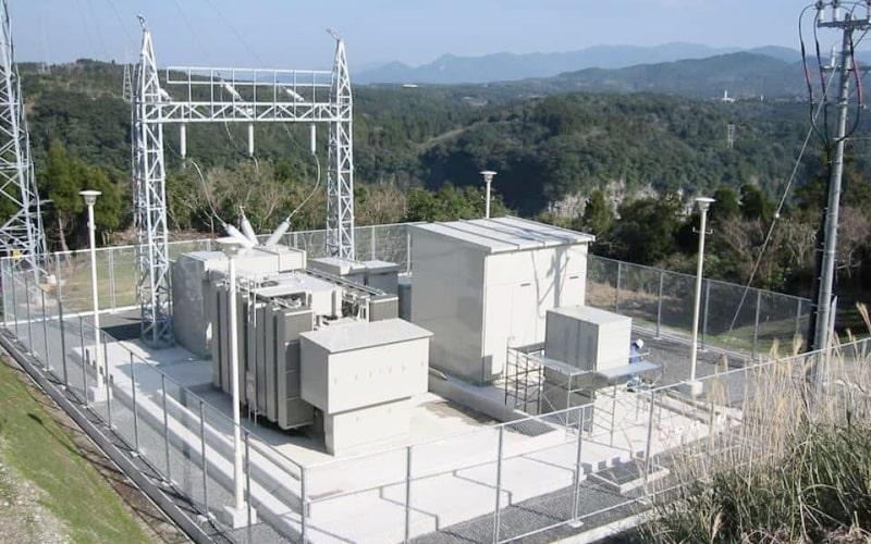 Electric station MALT resistors